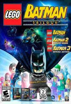 Image of LEGO Batman Trilogy Steam Key GLOBAL