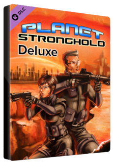 Planet Stronghold - Deluxe Key Steam GLOBAL