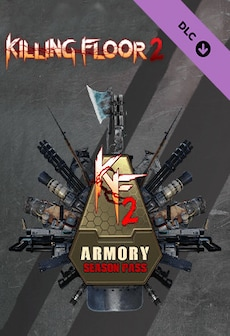 Killing Floor 2 - Armory Season Pass (PC) - Steam Gift - GLOBAL