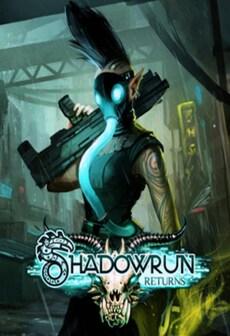 Image of Shadowrun Returns Deluxe Steam Key GLOBAL