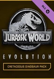 Jurassic World Evolution: Cretaceous Dinosaur Pack (PC) - Steam Gift - GLOBAL