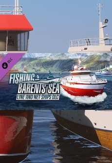 Fishing: Barents Sea - Line and Net Ships Steam Key GLOBAL