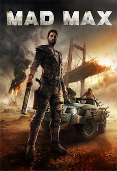 Mad Max + The Ripper Steam Key GLOBAL