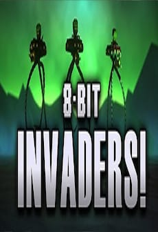 8-Bit Invaders! Steam Key GLOBAL