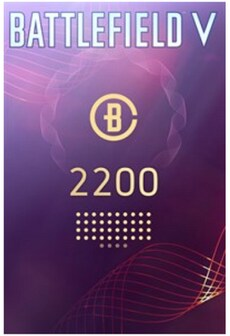 Battlefield V Currency - 2200 Origin Key GLOBAL