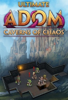 Ultimate ADOM - Caverns of Chaos (PC) - Steam Key - GLOBAL