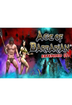 Age of Barbarian Extended Cut Steam Gift GLOBAL