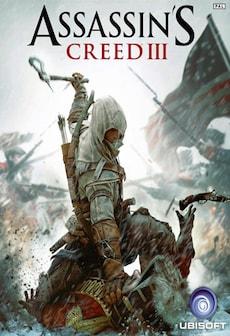 Assassin's Creed III Steam Gift RU/CIS