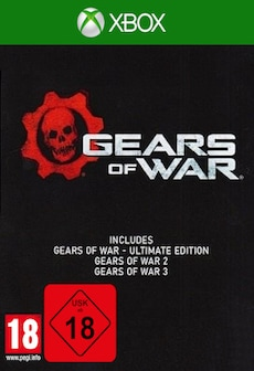 Gears of War Trilogy - Xbox One - Key GLOBAL