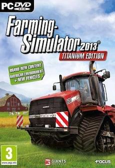 Farming Simulator 2013 Titanium Edition Steam Key GLOBAL