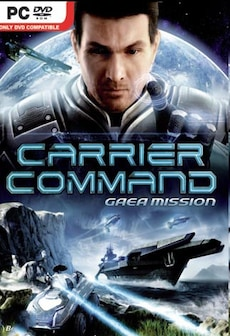 Image of Carrier Command: Gaea Mission Steam Key GLOBAL