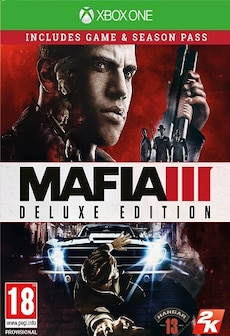 Mafia III Deluxe Edition (Xbox One) - Xbox Live Key - GLOBAL