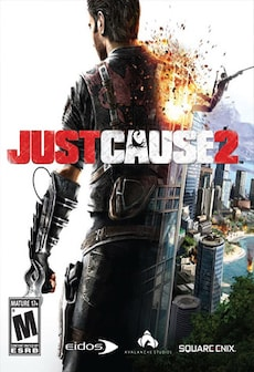Image of Just Cause 2 Steam Key GLOBAL