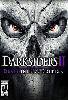 Darksiders II Deathinitive Edition Steam Key