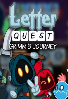 Letter Quest: Grimm's Journey Remastered Steam Key GLOBAL