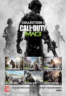 Call of Duty: Modern Warfare 3 - DLC Collection 1 Steam MAC Key GLOBAL