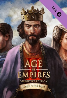 Age of Empires II: Definitive Edition - Lords of the West (PC) - Steam Gift - GLOBAL