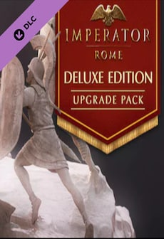 Imperator: Rome - Deluxe Edition Upgrade Pack Steam Gift GLOBAL