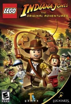 LEGO Indiana Jones: The Original Adventures Steam Gift GLOBAL