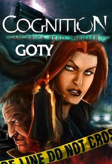 Cognition: An Erica Reed Thriller GOTY Steam Gift GLOBAL