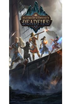 Pillars of Eternity II: Deadfire - Deluxe Edition Steam Key GLOBAL