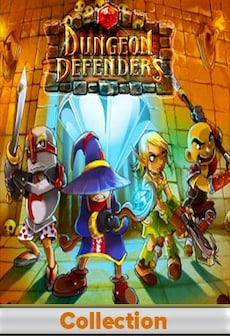 Dungeon Defenders Collection Steam Gift GLOBAL