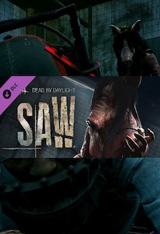 Dead by Daylight: The Saw® + Jigsaw Big Bundle Steam Key GLOBAL
