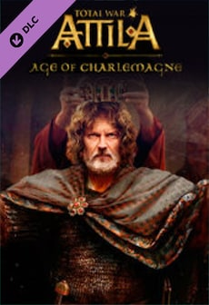Total War: ATTILA - Age of Charlemagne Campaign Pack Steam Key GLOBAL
