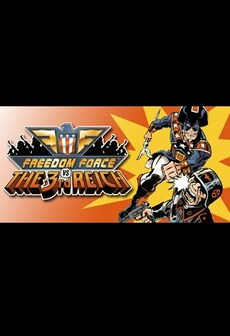 Freedom Force vs. the Third Reich Steam Gift GLOBAL