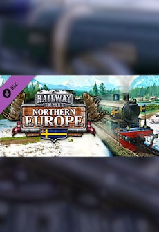 Railway Empire - Northern Europe - Steam - Key RU/CIS
