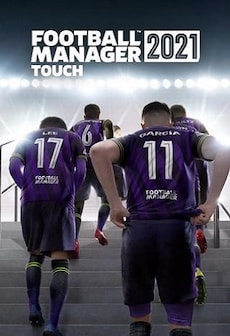 Football Manager 2021 Touch (PC) - Steam Key - GLOBAL