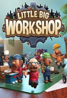 Little Big Workshop (PC) - Steam Key - GLOBAL