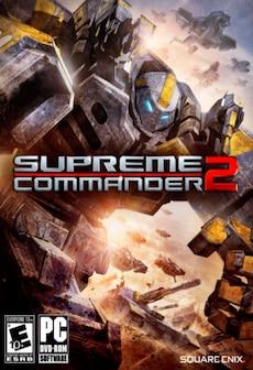 Image of Supreme Commander 2 Steam Key GLOBAL