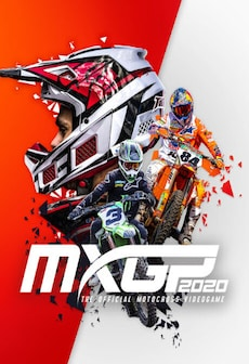 MXGP 2020 - The Official Motocross Videogame (PC) - Steam Gift - GLOBAL
