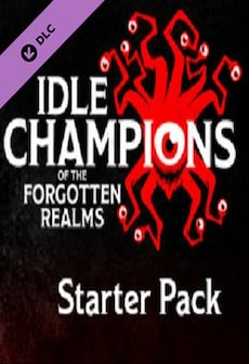 Idle Champions of the Forgotten Realms - Starter Pack Key Steam PC GLOBAL