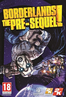 Borderlands: The Pre-Sequel + Season Pass Steam Key RU/CIS