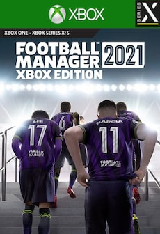 Football Manager 2021 Xbox Edition (Xbox Series X/S) - Xbox Live Key - GLOBAL