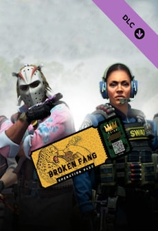 Counter-Strike: Global Offensive - Operation Broken Fang (PC) - Steam Gift - GLOBAL