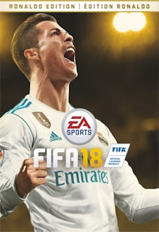 FIFA 18 Ronaldo Edition XBOX LIVE Xbox One Key GLOBAL