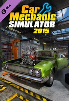 Car Mechanic Simulator 2015 - Visual Tuning Steam Key GLOBAL