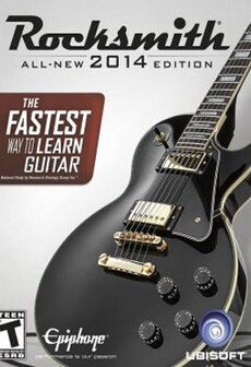 Image of Rocksmith 2014 Edition - Remastered Steam Key GLOBAL