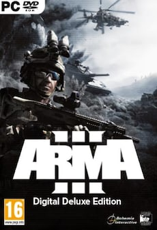Arma 3 - Digital Deluxe Edition Steam Gift GLOBAL