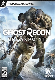 Tom Clancy's Ghost Recon Breakpoint Ultimate Edition Epic Games Key GLOBAL