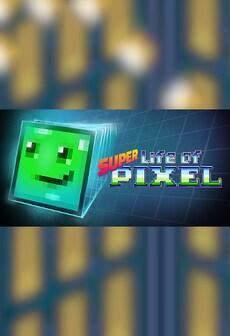 Super Life of Pixel - Steam - Key GLOBAL