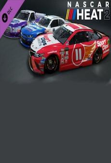 NASCAR Heat 2 - October Jumbo Expansion Steam Key GLOBAL фото