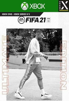 EA SPORTS FIFA 21 | Ultimate Edition (Xbox Series X/S) - Xbox Live Key - GLOBAL