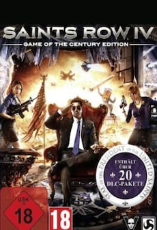 Saints Row IV: Game of the Century Edition Steam Key