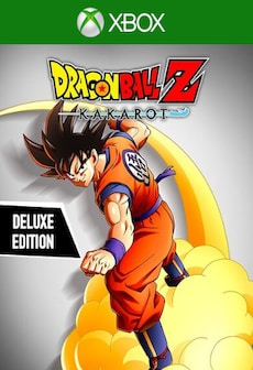 DRAGON BALL Z: KAKAROT | Deluxe Edition (Xbox One) - Xbox Live Key - GLOBAL
