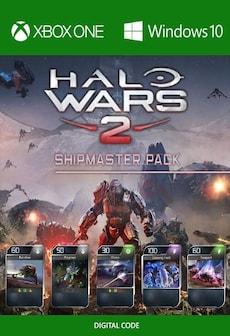Halo Wars 2 Shipmaster Pack Xbox Live Key XBOX ONE GLOBAL