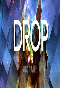 DROP VR - AUDIO VISUALIZER Steam Key GLOBAL